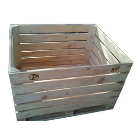 Wooden Bins For Cold Storages small bin