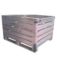 Wooden Bins For Cold Storages